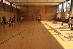 Spezialtraining-Handball mit Trainer Dino Poje