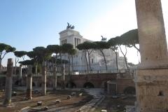 Trajansforum mit Säule